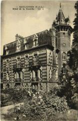 Saulnieres - Hotel de la Tourelle - Saulnières