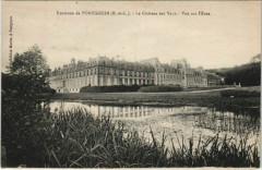 Environs de Pontgouin - Le Chateau des Vaux - Vue sur... - Pontgouin