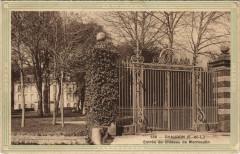 Chaudon - Entrée du Chateau de Mormoulin - Chaudon