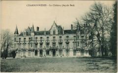 Charbonnieres - Le Chateau (facade Sud) - Charbonnières