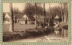 Chaudon - Les Bords de l'Eure-Les Prairies de Mormoulin - Chaudon