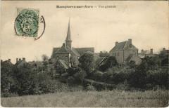 Dampierre-sur-Avre - Vue générale - Dampierre-sur-Avre