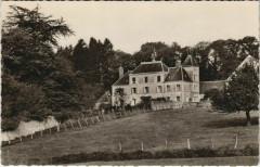 Authon-du-Perche Chateau de la Fosse - Authon-du-Perche