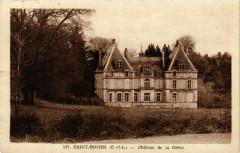 Saint-Bomer - Chateau de la Greve - Saint-Bomer