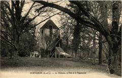 Pontgouin - Le Chateau - le Parc et le Pigeonnier - Pontgouin