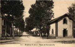Orgeres - Orgéres - Route de Cormainville - Cormainville