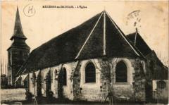 Mezieres-en-Drouais - L'Eglise - Mézières-en-Drouais