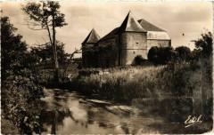 Fontaine-les-Ribouts - L'ancien Chateau et les Bords de la Blaise - Fontaine-les-Ribouts