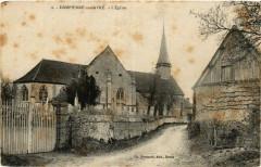 Dampierre-sur-Avre - L'Eglise - Dampierre-sur-Avre
