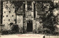 Charbonnieres - Le Chateau de Charbonnieres - Entrée des cuisines - Charbonnières