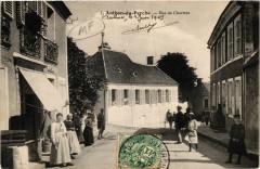 Authon-du-Perche - Rue de Chartres - Authon-du-Perche