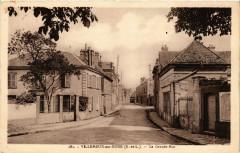 Villemeux sur Eure - La Grande Rue - Villemeux-sur-Eure