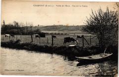 CharPONT-Vallée de l'Eure-Vue sur la Prairie - Charpont