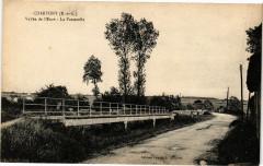 Charpont - Vallée de l'Eure - La Passerelle - Charpont
