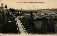 Env. de Chateauneuf-Vue générale de Fontaine les Ribouts - Fontaine-les-Ribouts