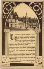 Le Chateau Saint-Aignan - Saint-Aignan