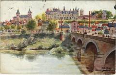 Saint-Aignan - Vue générale - Saint-Aignan