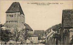 Lavardin-L'Eglise - Lavardin