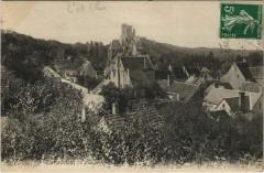 Lavardin-Vue sur le Chateau - Lavardin