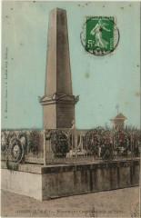 Josnes-Monument Commemoratif de 1870 - Josnes