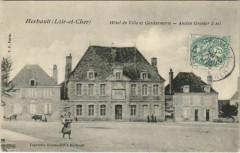 Herbault-Hotel de Ville et Gendarmerie-Ancien Grenier a sel - Herbault