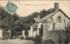 Herbault-Entrée du Parc - Herbault