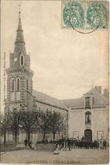 Josnes-L'Eglise la Mairie - Josnes