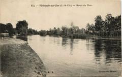 Villefranche-sur-Cher-Bords du Cher - Villefranche-sur-Cher