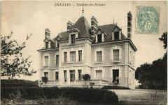 Chailles-Chateau des Brosses - Chailles