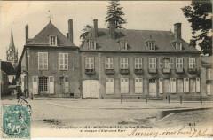 Mondoubleau-La Rue St-Pierre et maison d'Alphonse Karr - Mondoubleau