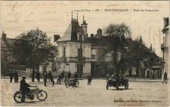 Montrichard-Place du Commerce - Mer