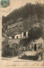 Montoire-Habitations aux Roches - Roches