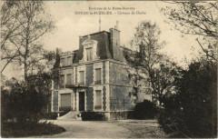 Nouan-le-Fuzelier - Chateau de Chales - Nouan-le-Fuzelier