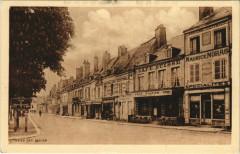 Montoire-sur-le-Loir - Place Clemenceau cote Ouest - Montoire-sur-le-Loir