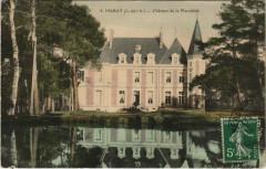 Maray - Chateau de la Plaudiere - Maray