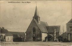 Danze-Place de I'Eglise - Danzé