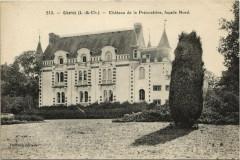 Gievres - Chateau de la Prevostiers facade Nord - Gièvres