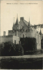 Gievres - Chateau de la Prevautiere - Gièvres