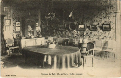 Chateau de Talcy - Salle a manger - Talcy