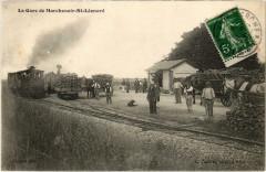 Marchenoir-St-Leonard La Gare Tram Vapeur - Marchenoir