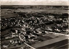 Thore-la-Rochette - Vue générale aerienne - Thoré-la-Rochette
