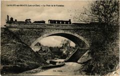 Savigny-sur-Braye - Le Pont de la Fontaine - Savigny-sur-Braye
