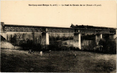 Savigny-sur-Braye - Le Pont du Chemin de fer - Savigny-sur-Braye