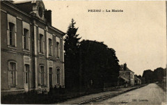 Pezou - La Mairie - Pezou
