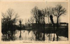 Villeherviers - Vue prise de l'Etang de Trecy - Villeherviers