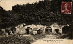 Thore-la-Rochette Caves de la Rangerie - Thoré-la-Rochette