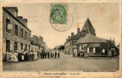 Nouan-le-Fuzelier - Grande-Rue - Nouan-le-Fuzelier