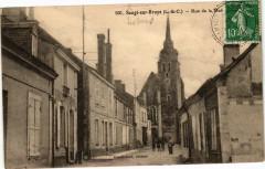 Souge-su-Braye (L.-&-C.) - Rue de la Mail - Sougé