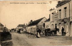 Montrieux - Naveil Pres Vendome - Route de Villiers - Naveil