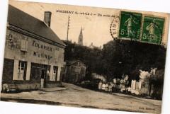 Houssay (L.-&-Ch.) Un coin de la - Houssay